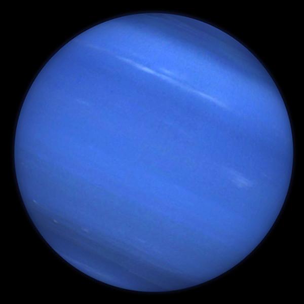 true color planet neptune - photo #3