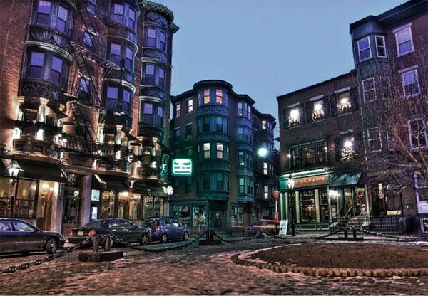 The South End Boston Restaurants