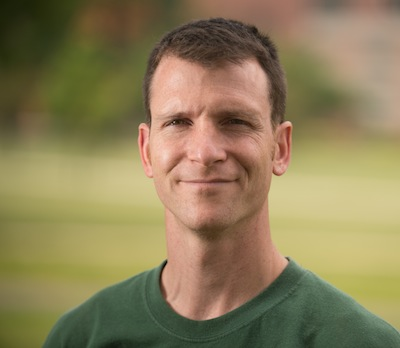 Brian Conz, Assistant Professor of Geography and Regional Planning at Westfield State University