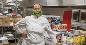 Westfield State University Executive Chef, mary Reilly