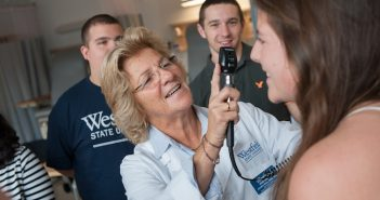Images for the Physician's Assistant Program at Westfield State University, October 2016