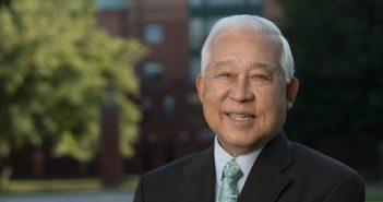 Westfield State University Interim President, Roy Saigo, July 2020