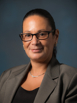 Madeline Landrau, Secretary